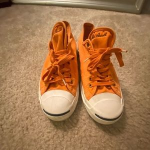 Men's size 10.5 Converse Jack Purcell